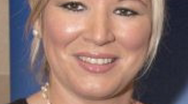 Minister: Michelle O'Neill