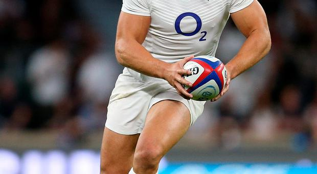 Big journey: Sam Burgess has made move from rugby league