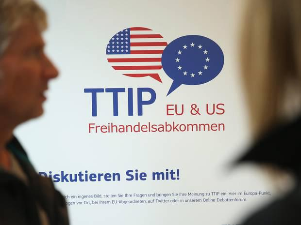 TTIP: negotiations have allegedly helped accelerate approval of new genetically modified products entering Europe
