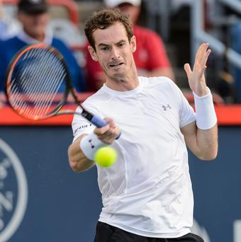 Winning feeling: Andy Murray believes Jonas Bjorkman has helped his game
