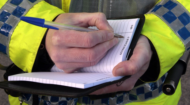 police are advising local residents to be vigilant and to report any suspicious objects or activity.