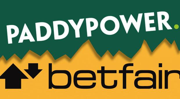 There is a proposed alliance between betting giants Paddy Power and Betfair