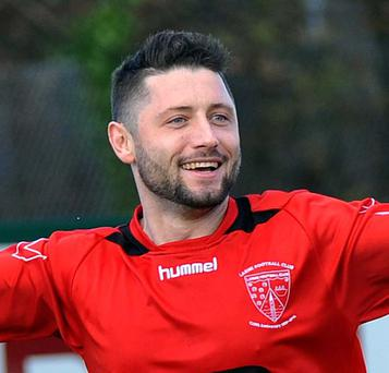New signing: Ciaran Murray has joined Cliftonville