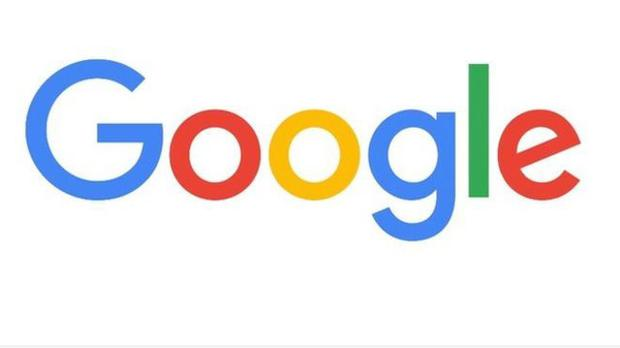 Google has dropped the serif style used on previous logo