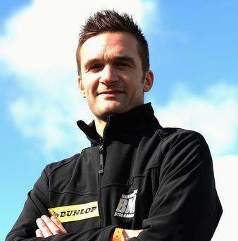 Fallen behind: Colin Turkington is now fourth in the standings