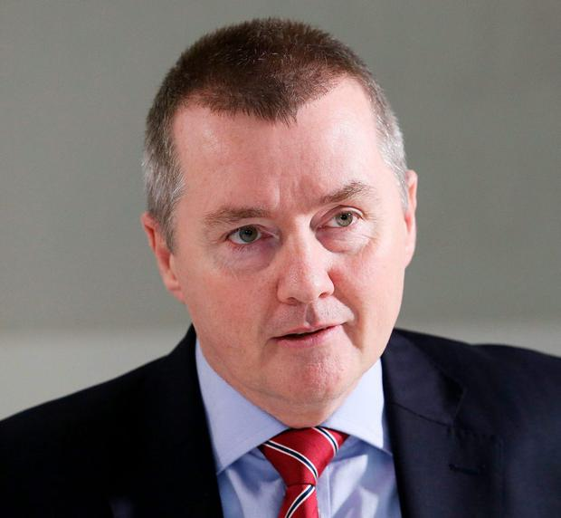 New strategy: Willie Walsh