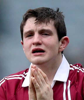 Slaughtneil are without Cormac O'Doherty, who suffered damaged ankle ligaments