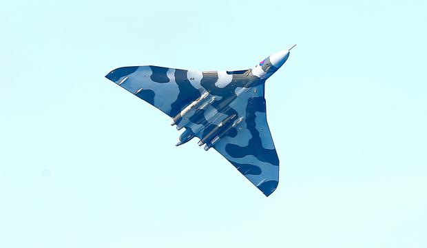 The Vulcan performing at Air Waves Portrush. Picture: Kevin Scott / Presseye