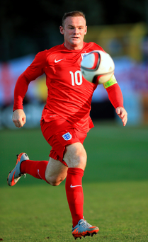 Wayne Rooney's goal against San Marino brought him level with England's all-time record goalscorer Bobby Charlton