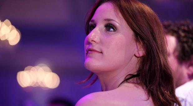Bronagh, pictured here at this year's Sunday Life Spirit of Northern Ireland Awards. Pic: Kelvin Boyes / Press Eye.