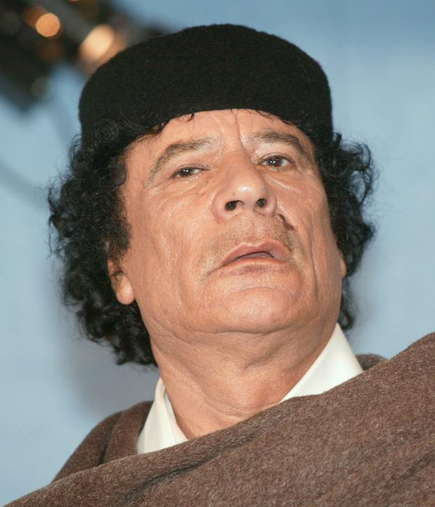 Funds stashed away by Colonel Gaddafi can be used to compensate victims of Libyan-sponsored IRA terrorism, a lawyer has said
