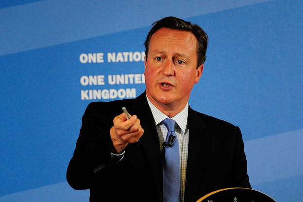 Prime Minister David Cameron has urged all parties to work together.
