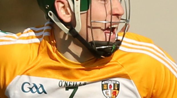 Paul Shiels has been outstanding for both Dunloy and Antrim
