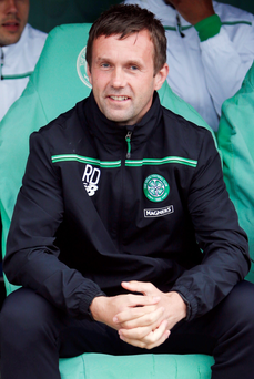 Celtic Manager Ronny Deila said his side's showdown with Aberdeen came too early in the season to have an impact on the title race