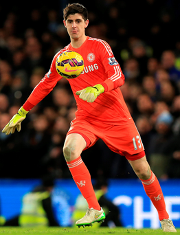 Chelsea goalkeeper Thibaut Courtois will not play for the next three months