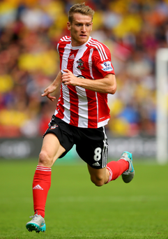 Southampton's Steven Davis is hoping his side can coninue their winning ways this weekend