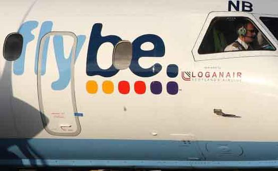 Flybe calls for air tax to be axed on all internal flights