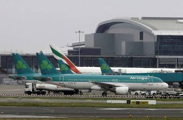 Suspicious note sparks bomb fears on Aer Lingus flight