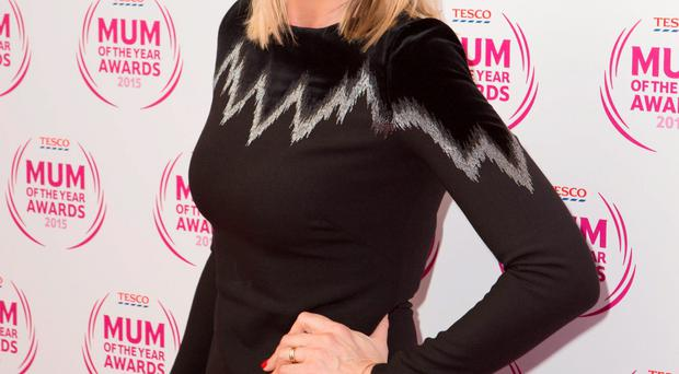 Zoe Ball is reportedly being lined up as a Top Gear presenter. Daniel Leal-Olivas/PA Wire.