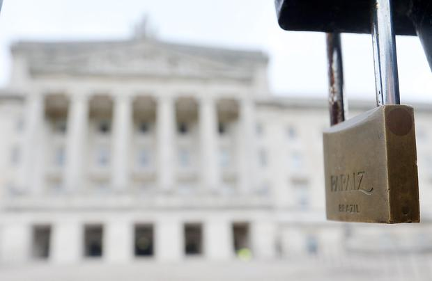Talks are ongoing to re-boot Stormont