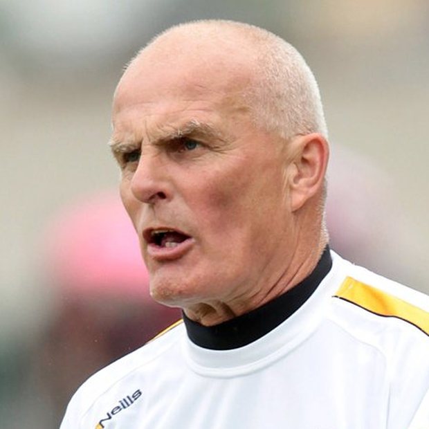 Liam Bradley has his sights set on the Derry manager position