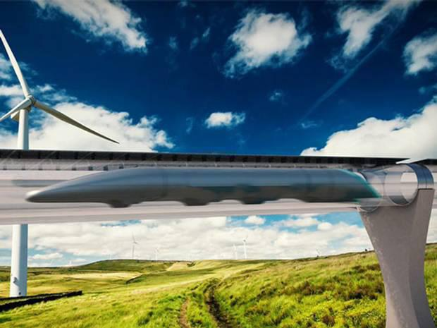 Elon Musk's Hyperloop plans were unveiled at xSpain conference at the weekend