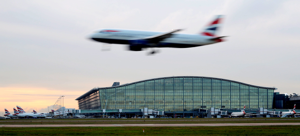 An advert promoting the expansion of Heathrow Airport has been banned for being 'misleading'