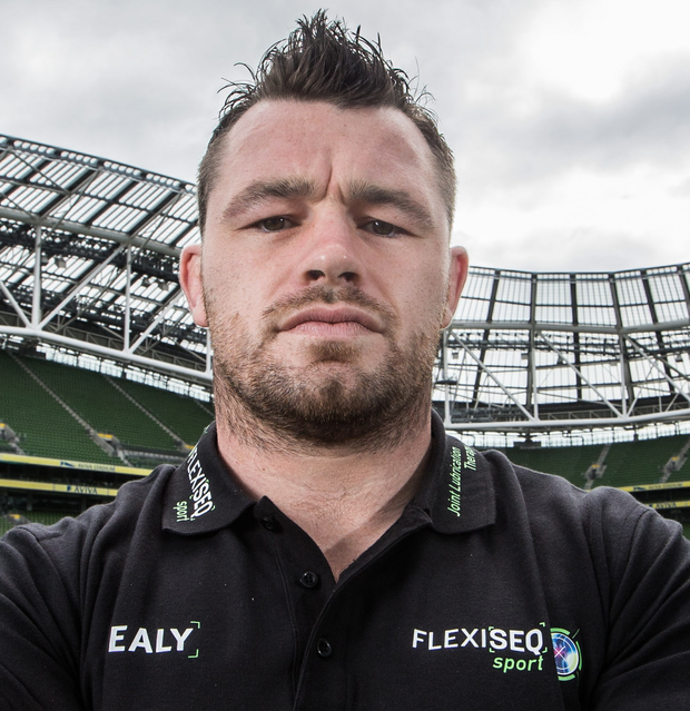 REPRO FREE***PRESS RELEASE NO REPRODUCTION FEE*** Cian Healy Launches FLEXISEQ Sport, Aviva Stadium, Dublin 20/5/2015 Cian Healy Launches Drug-Free Gel For Joint Pain and Stiffness. Flexiseq Sport for a Healthier, Active Lifestyle. Leinster and Ireland rugby star Cian Healy today launches FLEXISEQ Sport, a drug-free gel designed to protect the joints in all active people. Mandatory Credit ?INPHO/James Crombie