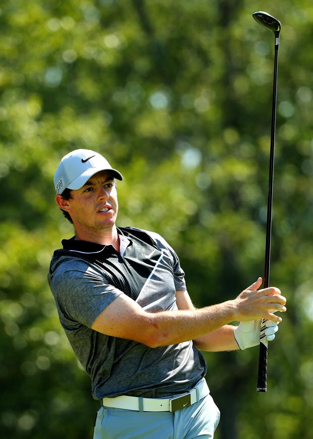 Rory McIlroy has returned to the top of the world rankings