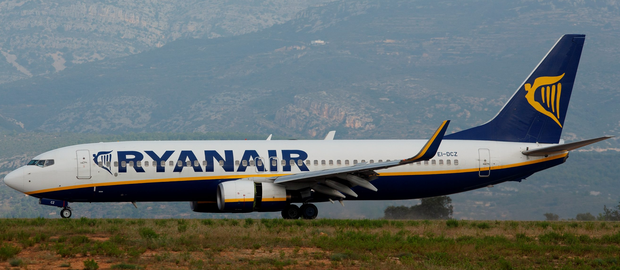 Ryanair said that the company 'fully complies' with compensation rules
