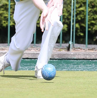 Mark Beattie is bidding to win his fourth Short Mat Players' Tour bowls title