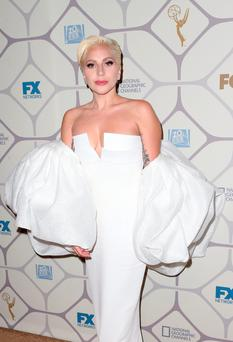 Lady Gaga attends the 67th Primetime Emmy Awards Fox after party. (Photo by Frederick M. Brown/Getty Images)