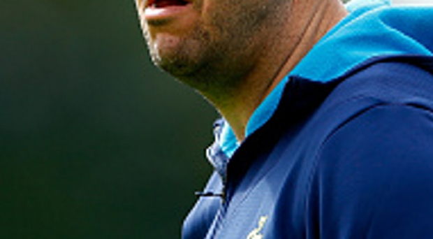 Relaxed: Michael Cheika