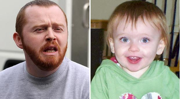 Barry McCarney was unanimously convicted by a jury for the murder of little Millie Martin.