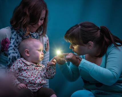 TiNY, a baby show by the Replay Theatre Company, will debut in South Africa six days after BabyDay