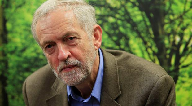 Jeremy Corbyn faced criticism for his dealings with IRA members. Jonathan Brady/PA Wire.