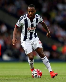 No move: West Brom refused to sell Saido Berahino