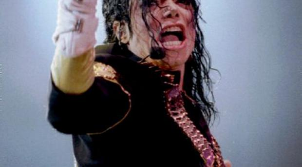 Centre stage: Michael Jackson considered moving to Ireland