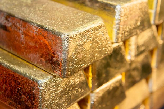 Gold bars, bracelets, necklaces and rings were seized by customs officers (File photo)