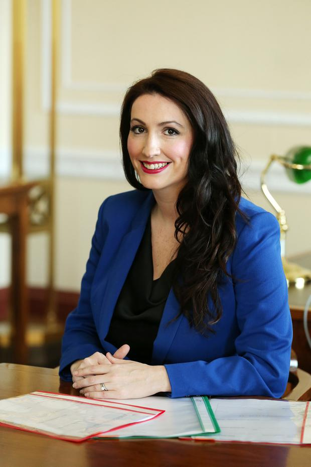 New DUP MLA for South Belfast Emma Pengelly. Picture by Kelvin Boyes / Press Eye.