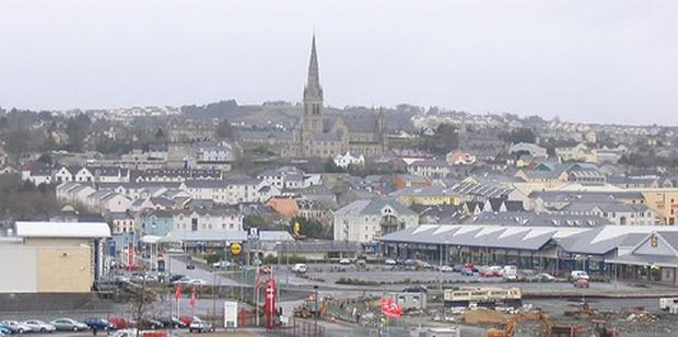 View of Letterkenny Town. (Photo Wikimedia Commons)