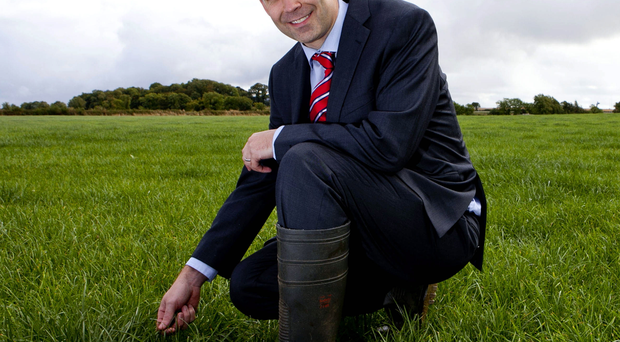 Ulster Bank's Nigel Walsh believes the food and drink sector here is thriving
