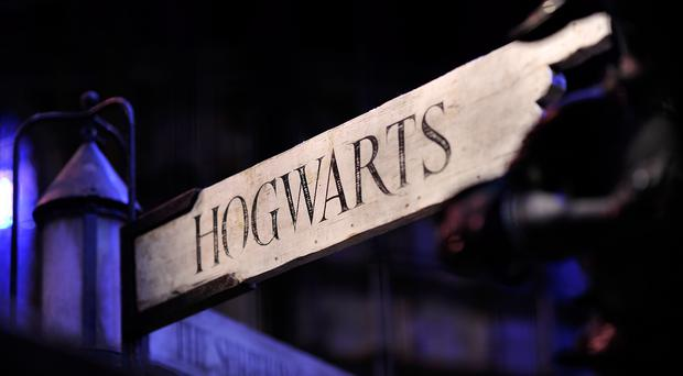 Props used on the set of Harry Potter at the Warner Bros. Studio Tour London. (Photo by Gareth Cattermole/Getty Images)