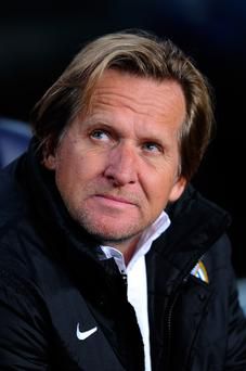 No go: Bernd Schuster has turned down the Greece job