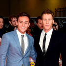 Tom Daley (left) and Dustin Lance Black, who have announced their engagement in The Times newspaper.