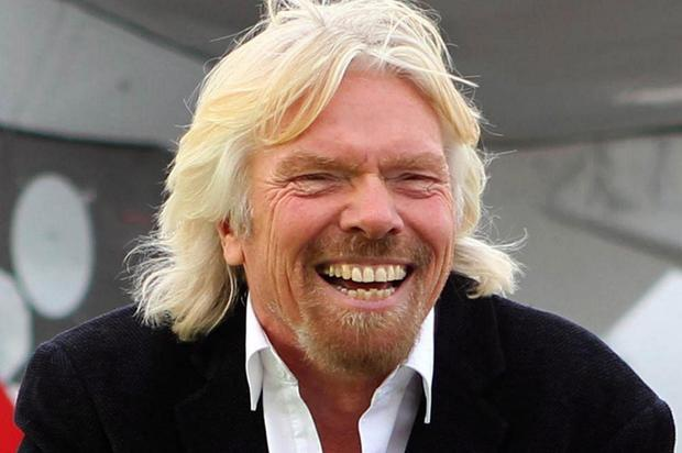 Richard Branson's intervention appears to be designed to prevent the UN from changing its mind