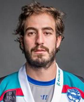 Mike Wilson opened the scoring for Belfast Giants