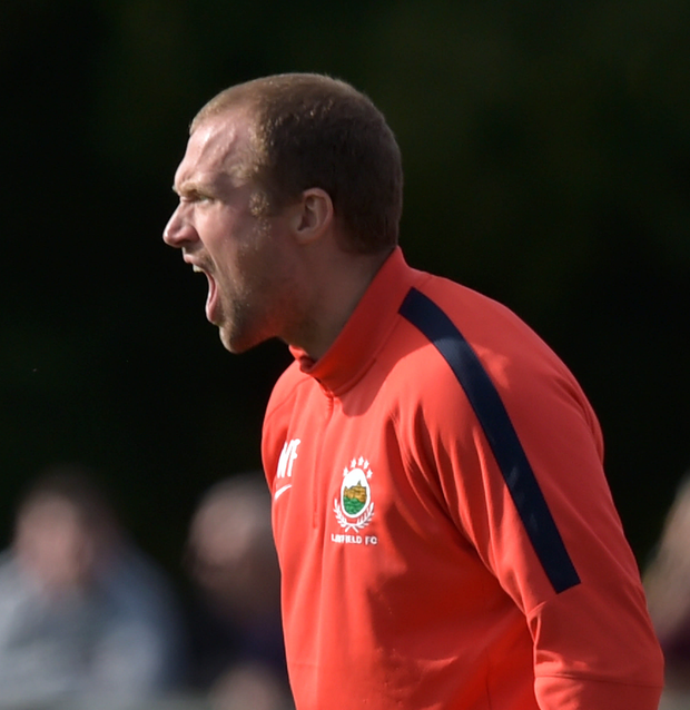 Decision time: Warren Feeney is mulling over a move to Newport County