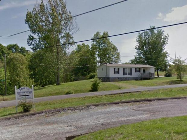 The shooting happened in White Pine, Tennessee. Pic Google Streetview