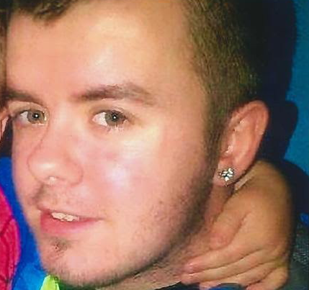 Missing: 20-year-old Daire McIlroy was last seen at Portadown Railway Station